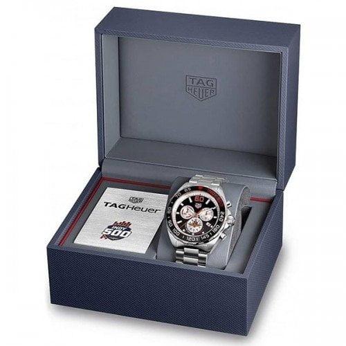 Tag Heuer CAZ101V.BA0842 Formula 1 Indy 500 Limited Edition original box @majordor