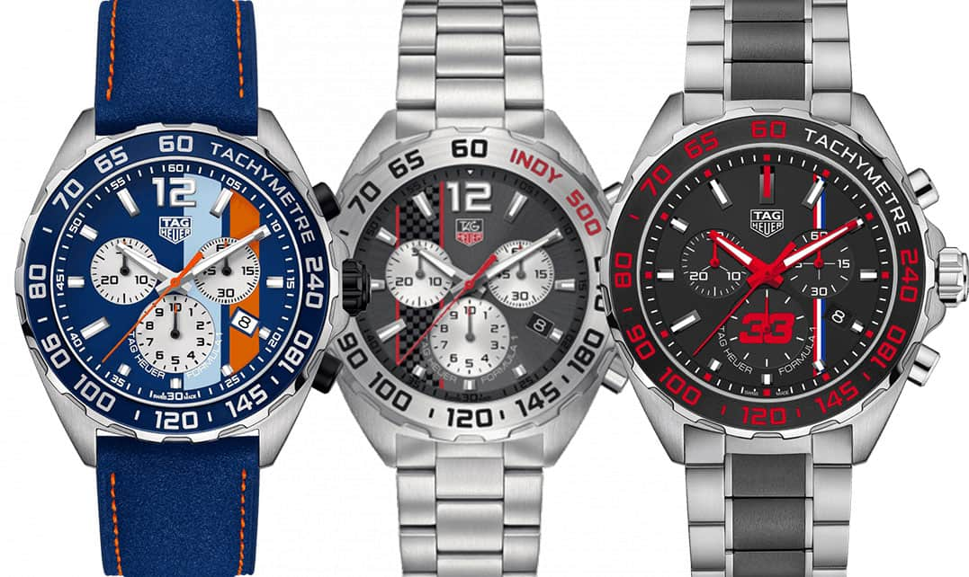 Tag Heuer Formula 1 Quartz Chronograph Limited Edition Review