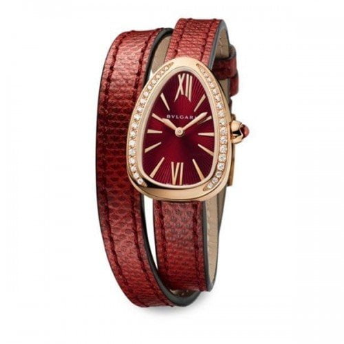 Bulgari Serpenti 102730 spp27c9pgdl 27 mm Ladies Watch