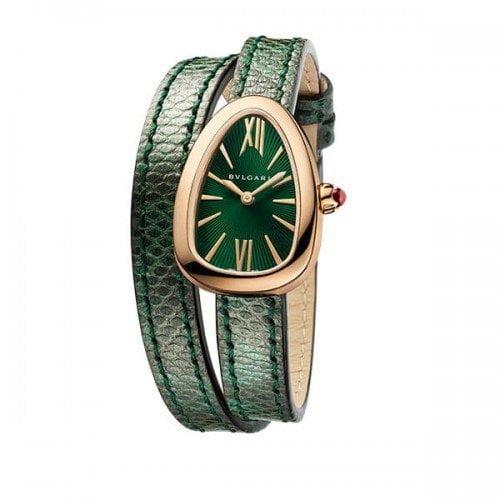 Bulgari Serpenti spp27c4pgl 102726 27 mm Ladies Watch
