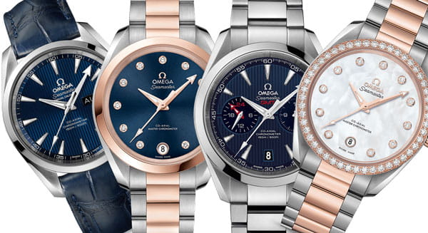 Omega Seamaster Aqua Terra 150m Chronometer Co-Axial Watch Review