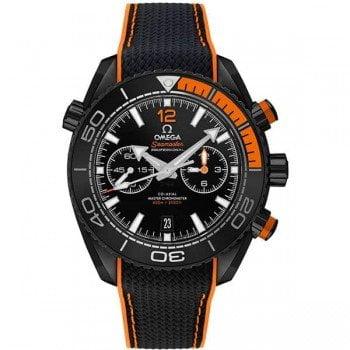 Omega Seamaster Planet 215.92.46.51.01.001 Ocean GMT Deep Black