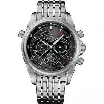 422.10.44.51.06.001 Omega De Ville Chronoscope Rattrapante Watch