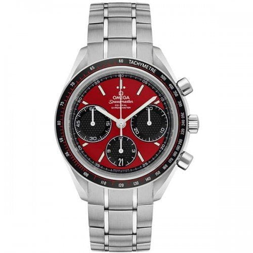 Omega Speedmaster Racing 326.30.40.50.11.001 Red Dial 40mm Chronograph