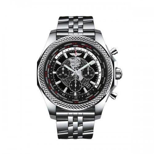 Breitling Bentley B05 ab0521u4-bd79-990a Unitime Chronograph