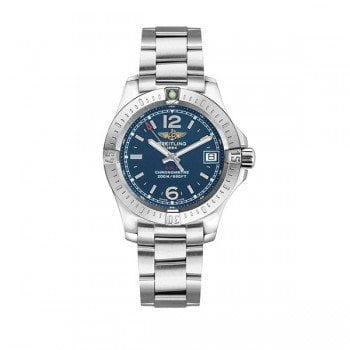 Breitling Colt Lady a7738811-c908-175a Blue Dial Women's Watch