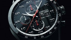 TAG HEUER LIMITED EDITION WATCHES