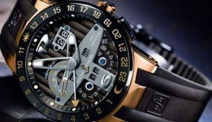 ULYSSE NARDIN LIMITED EDITION