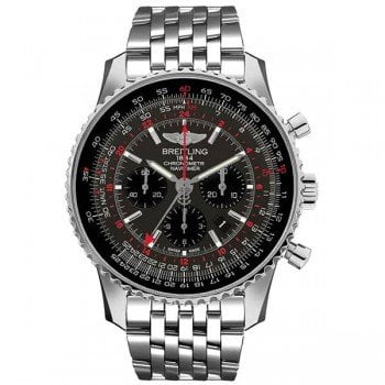 ab04413a-f573 Breitling Navitimer GMT Chronograph Limited Edition