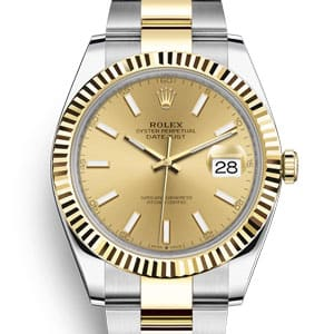 Rolex Datejust 41mm M126333